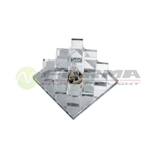 Staklena rozetna CFR1204