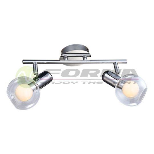 Spot lampa FE402-2 hrom
