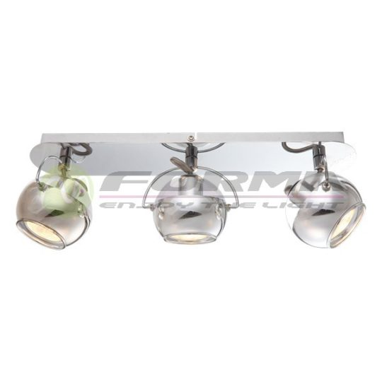 Spot lampa FG104-3 hrom