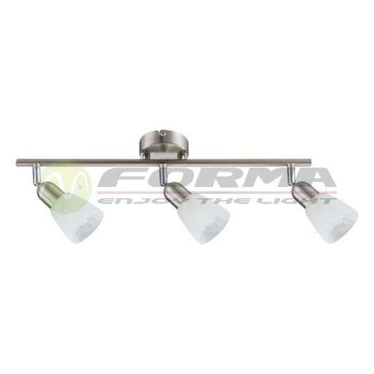 Spot lampa FE401-3 mat-hrom