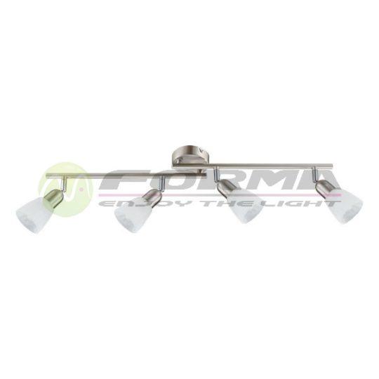 Spot lampa FE401-4 mat-hrom