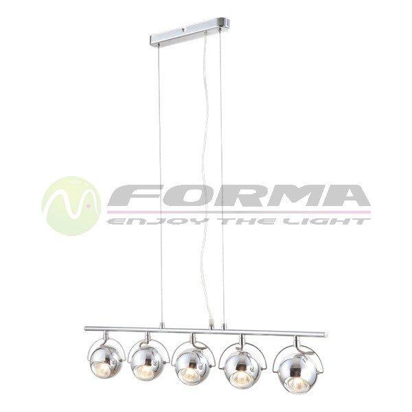 Viseća lampa FG104-5V hrom
