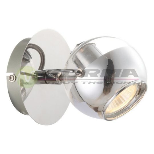 Zidna spot lampa FG104-1 hrom