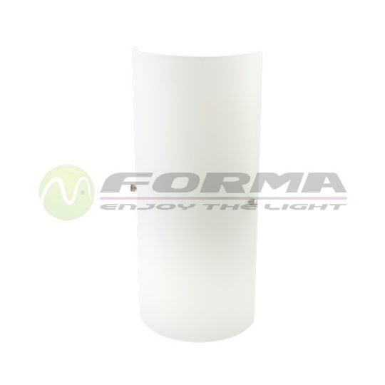 Zidna lampa F56-30 bela