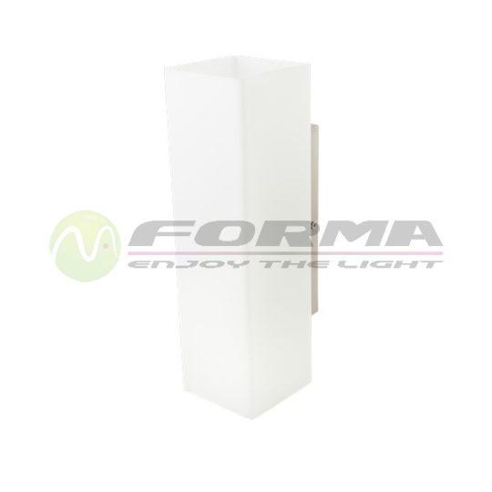 Zidna lampa F57-30 bela