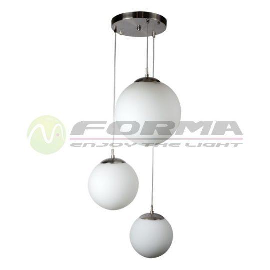Viseća lampa VO901-3 bela