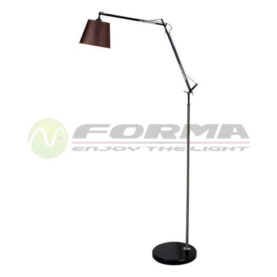 Podna lampa F7109-1 braon