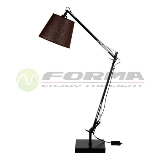 Stona lampa F7109-1 braon