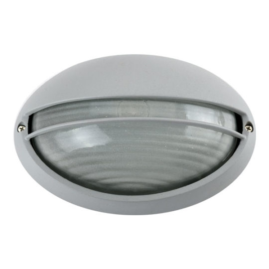Brodska lampa E27 S1103 GREY KELVIN LITE