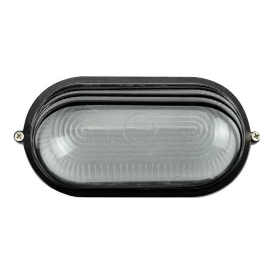 Brodska lampa E27 S1111 BK KELVIN LITE