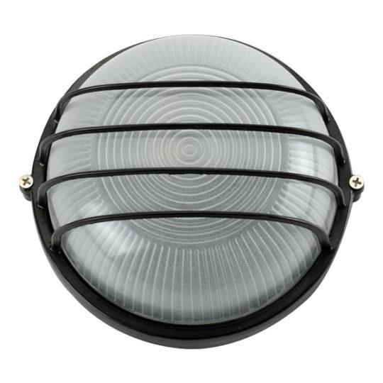 Brodska lampa E27 S1115 BK KELVIN LITE