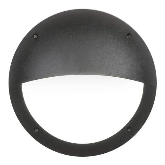 Zidna lampa LUCIA-EL black E27 Fumagalli