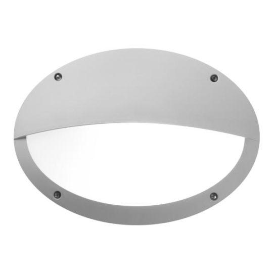 Zidna lampa MADDI-HL grey E27 Fumagalli