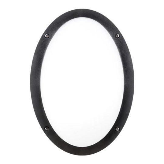 Zidna lampa MADDI black E27 Fumagalli