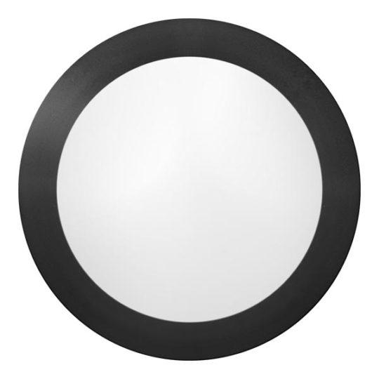 Zidna lampa Umberta 2xE27 black Fumagalli