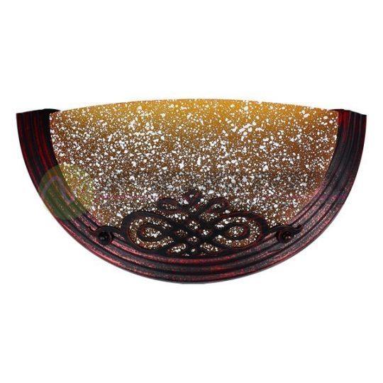 Zidna lampa F7502-1Z bronza