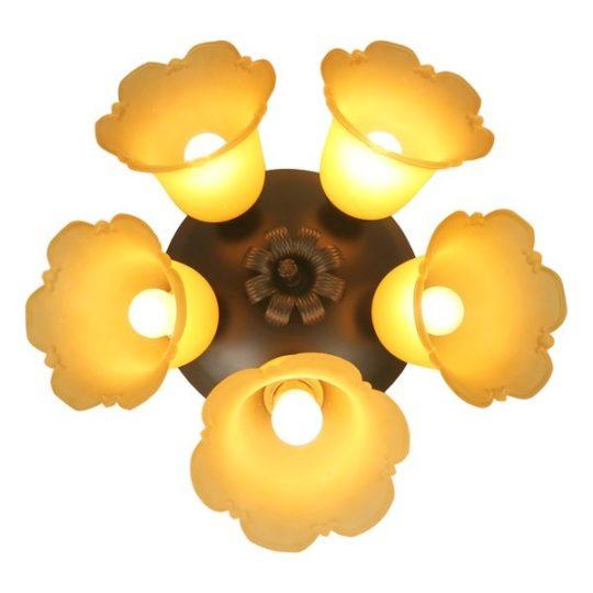 Plafonska lampa 5xE27 F7509-5C KELVIN LITE