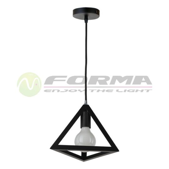 Viseca lampa F7204-1V