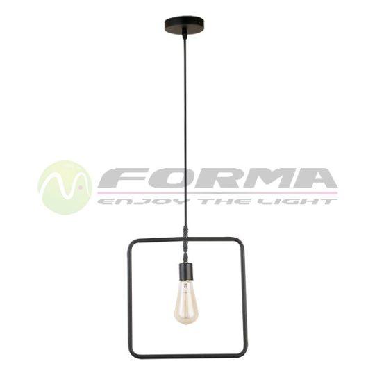 Viseća lampa F7239-1V crna