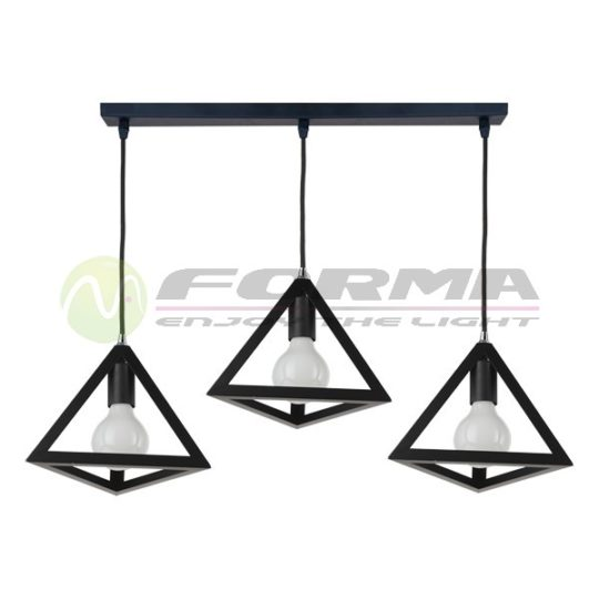 Viseća lampa F7204-3V