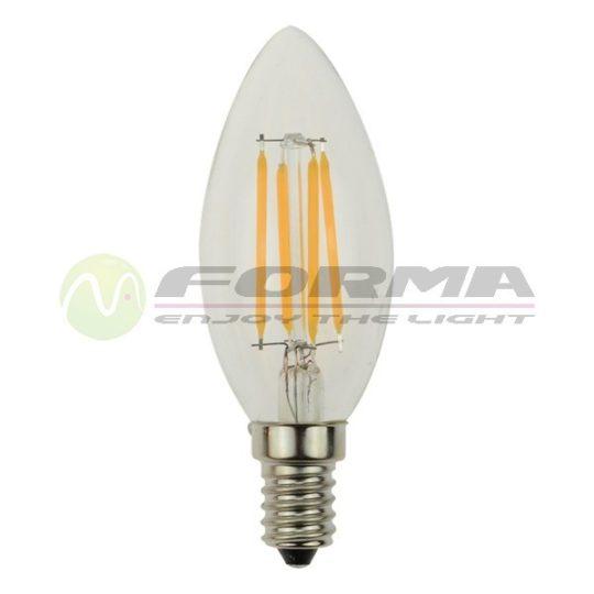 LED sijalica E14 C35 Filament 4W