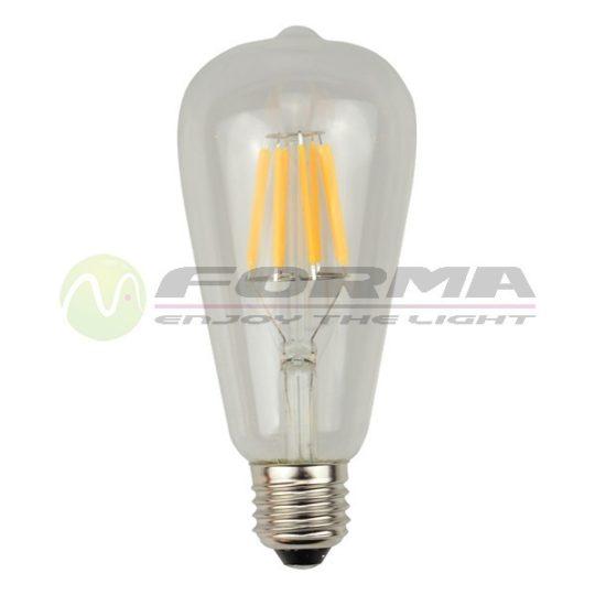 LED sijalica E27 ST64 Filament 6W