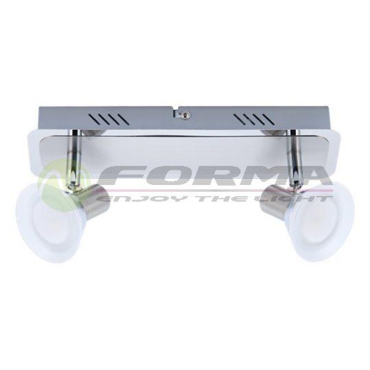 LED spot LS100-2P mat-hrom