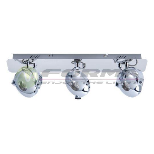 LED spot LS103-3P hrom