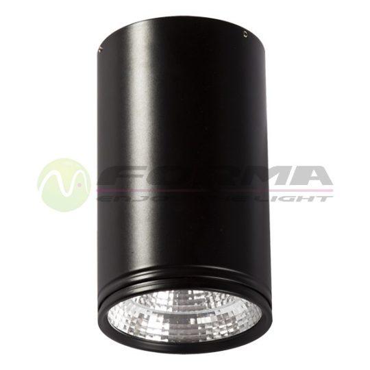 LED plafonska lampa F2602-12C crna