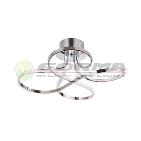 Plafonska LED lampa F2008-36C bela-kelvin