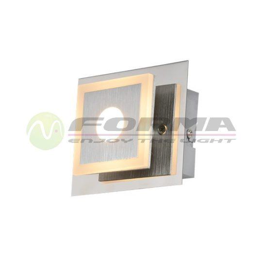 Plafonska LED lampa F2200-1C mat-hrom