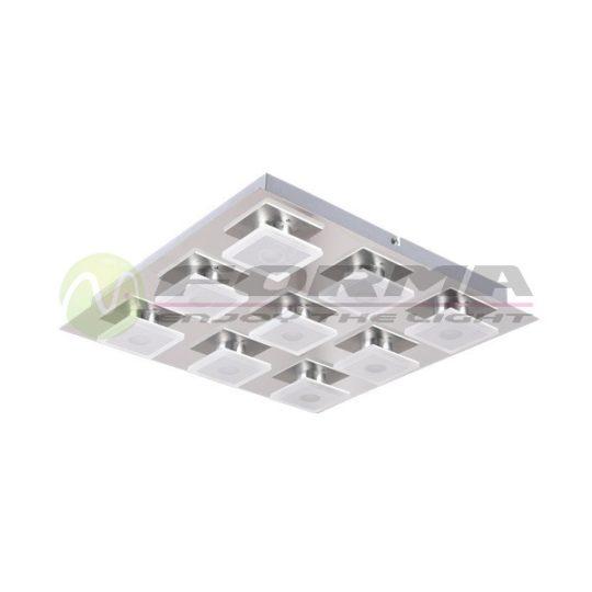 Plafonska LED lampa F2200-9C mat-hrom