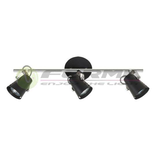 Spot lampa FG102-3 crna