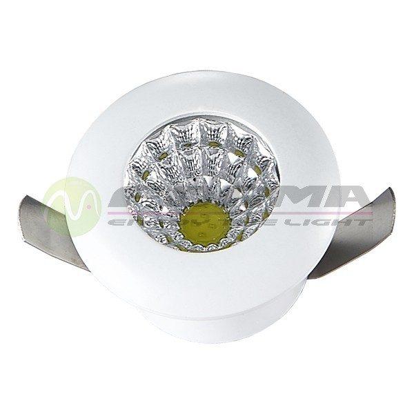 LED rozetna 2W LS02-2 CORMEL FORMA