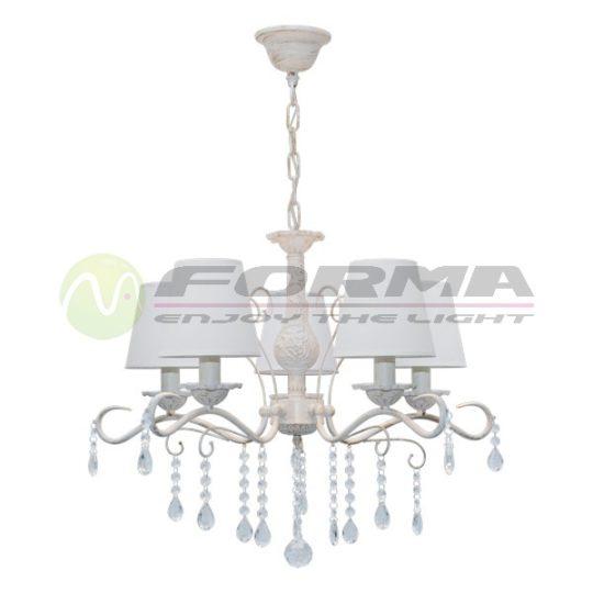 Luster 5xE14 ML1448-5 CORMEL FORMA