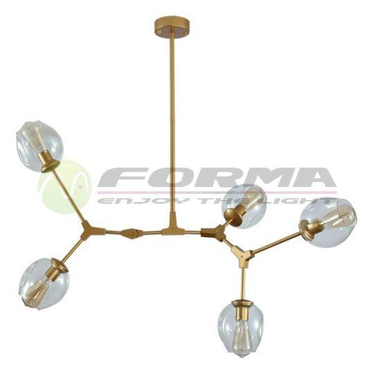 Luster 5xE27 FK7007-5L CORMEL FORMA