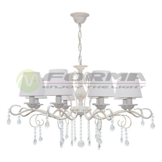 Luster 8xE14 ML1448-8 CORMEL FORMA