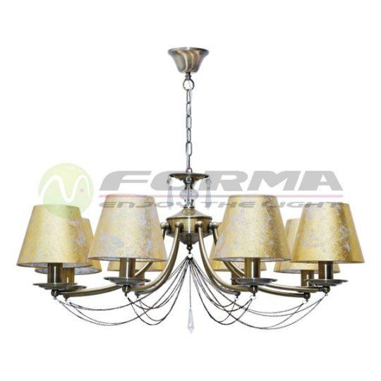 Luster 8xE14 ML1449-8 CORMEL FORMA