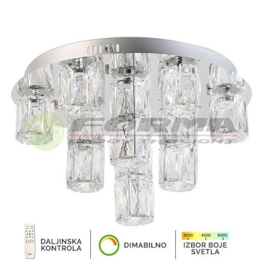Plafonska lampa 60W KP6007-60C CORMEL FORMA