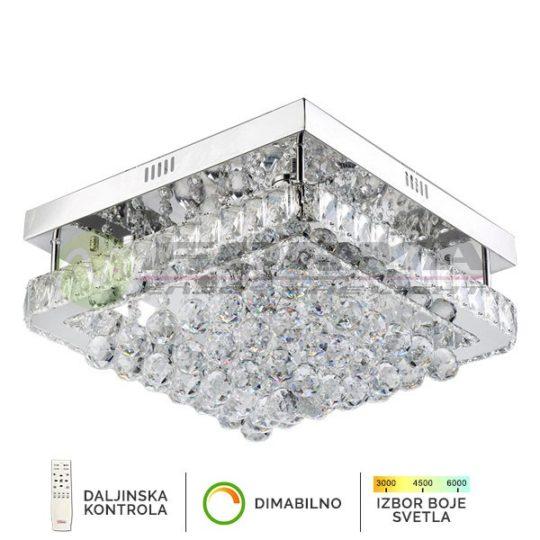 Plafonska lampa 72W KP6014-72C CORMEL FORMA