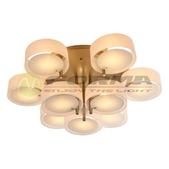 Plafonska lampa 9xE27 F7030-9C CORMEL FORMA