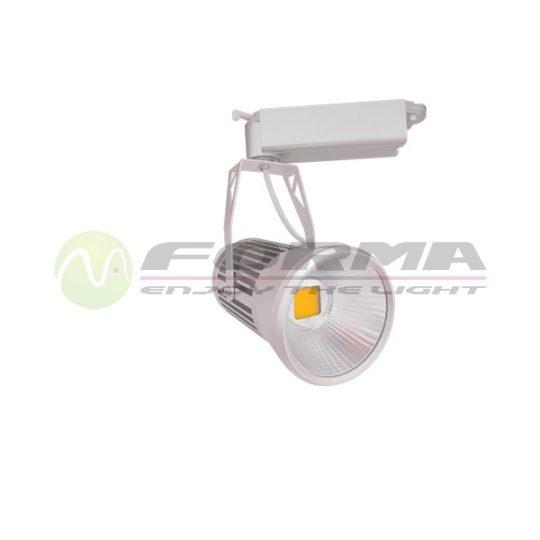 inski LED reflektor 20W TL04-20 WH CORMEL FORMA