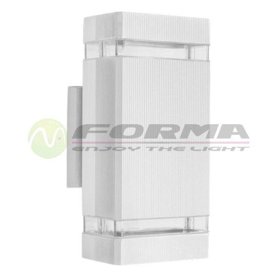 Spoljna lampa 2xGU10 S4602 WH CORMEL FORMA