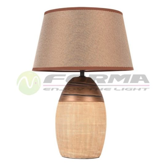 Stona lampa 1xE27 SK7004 CORMEL FORMA