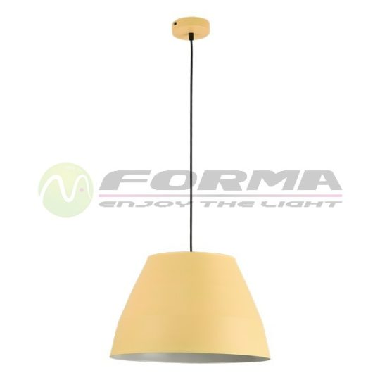 Visilica 1xE27 MP033-40 PY CORMEL FORMA