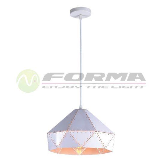 Visilica 1xE27 MP041-30 WH CORMEL FORMA