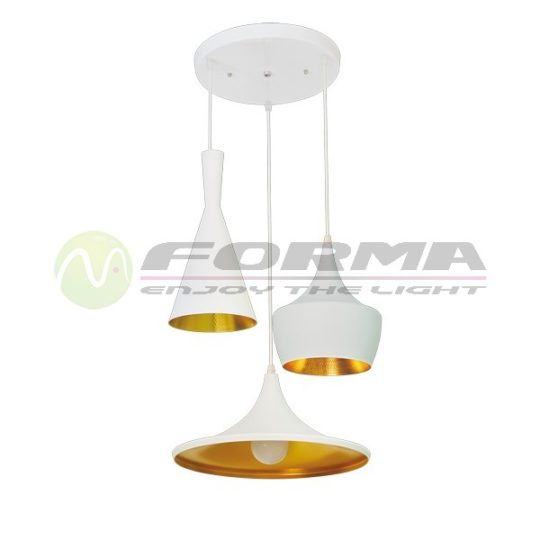 Visilica 3xE27 MP005-3 WG CORMEL FORMA