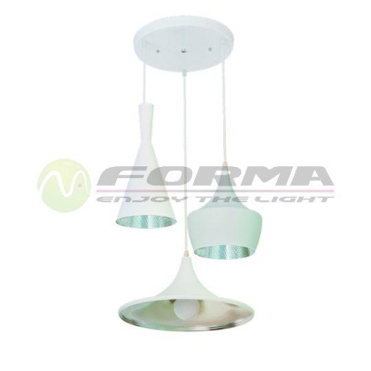 Visilica 3xE27 MP005-3 WS CORMEL FORMA