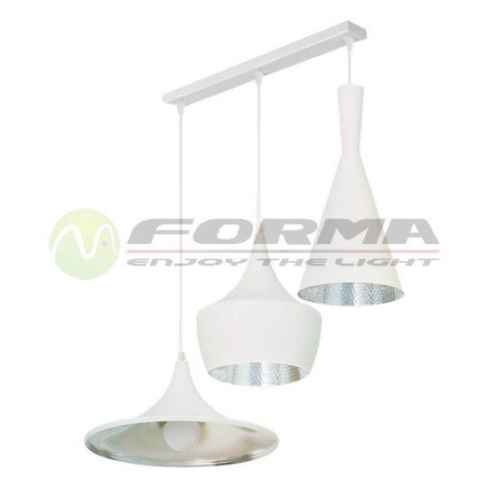 Visilica 3xE27 MP005-3L WS CORMEL FORMA