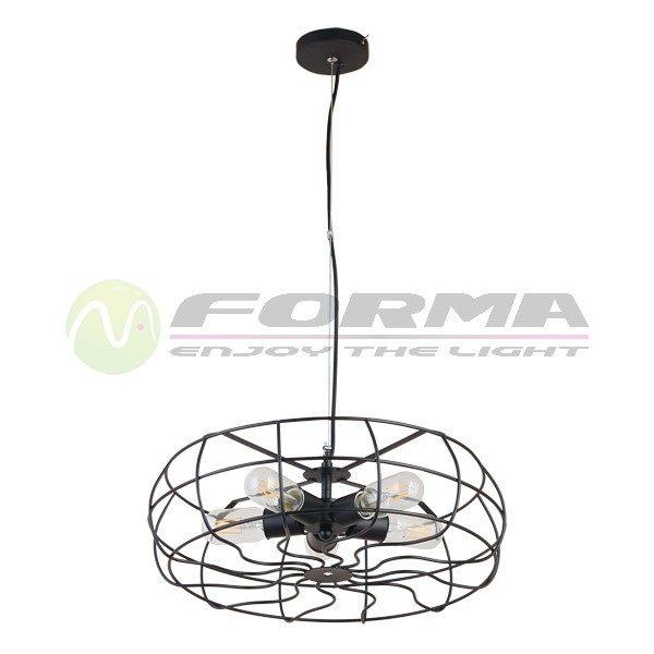 Visilica 5xE27 F7245-5L CORMEL FORMA